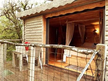 Des cabanes de lutins pour petits et grands