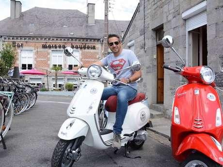 Location vélos & vespas - Vespa Loisirs