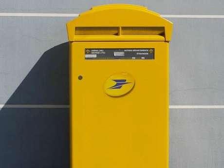 La Poste (agence postale d'Hargnies)
