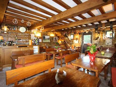 """Restaurant """" Ferme Auberge du Malgré Tout"""""""