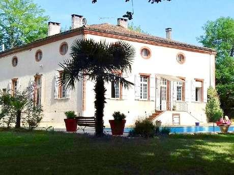 """Casa de huespedes """"Le Manoir de la Gravette"""""""
