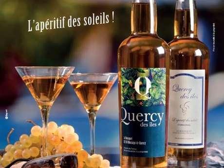 Le Quercy des Îles