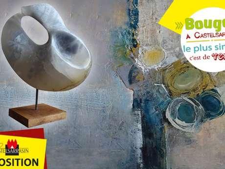 """Exposition """"A la Frontière de l'abstrait..."""""""