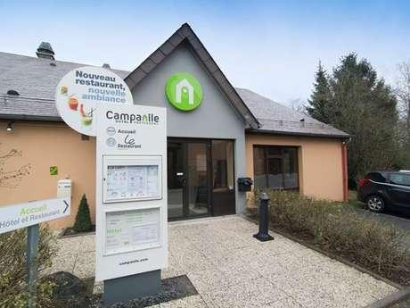 """Hôtel """"Campanile"""" Charleville"""