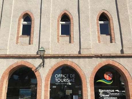 Office de Tourisme Intercommunal Moissac - Terres des Confluences