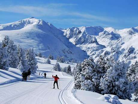 Location de ski - Espace nordique de Beille