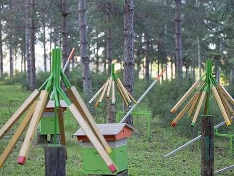 Aire de pique-nique du bois de Montrosiès à Nègrepelisse