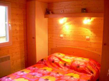 Residential park of Leisure activities Les Théoglines - chalet 5 people