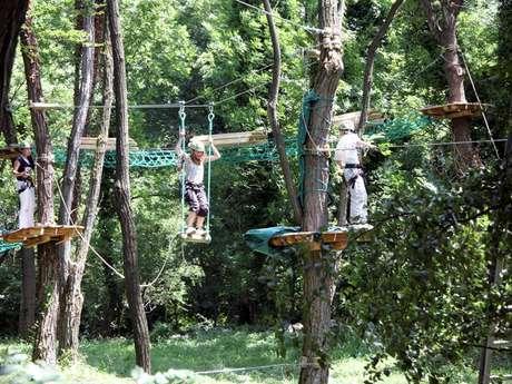 Parc de loisirs et d'aventure - Montcalm Aventure