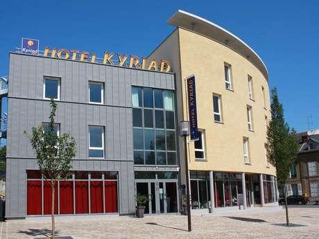"""Hôtel """"Kyriad"""" Charleville"""