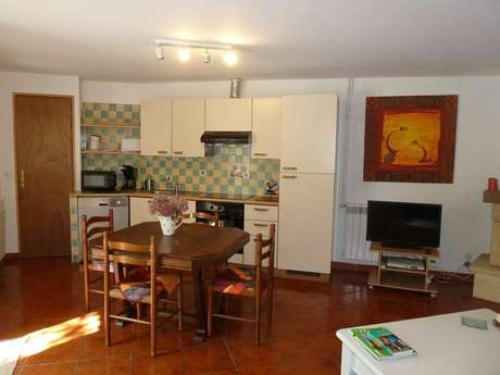 "Apartment "" Les Edelweiss"" 4 persons in Ax- les-Thermes"
