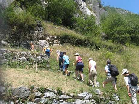 Balades Culturelles - Visites guidées