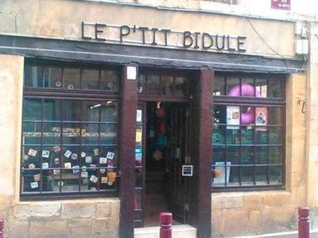 """Brasserie """"Le p'tit bidule"""""""