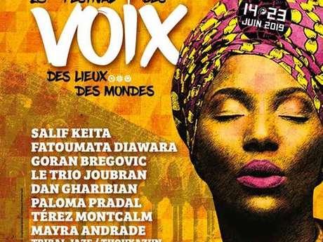 Festival des voix, des lieux, des mondes : 20 Juin