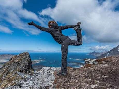 Rando-Yoga avec Planet Rando