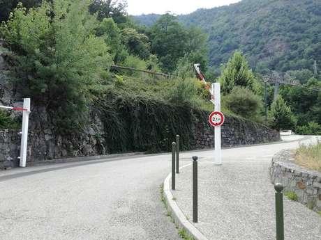 Parking gratuit de la Picotière