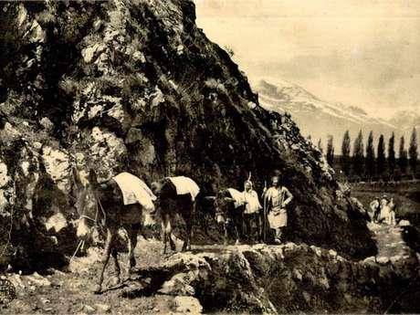 Randonnée en Vallée du Saurat