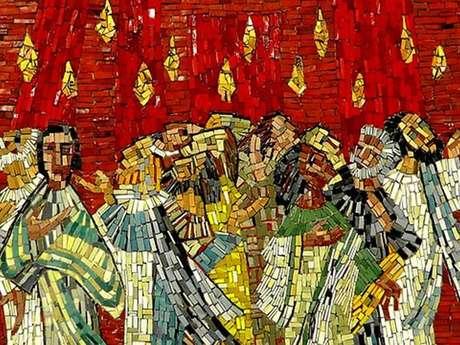 Fête de la Pentecôte à Saint Amans