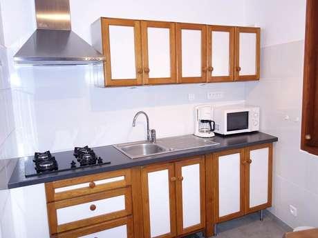 Appartement 4 personnes n°1 à Ax-Les-Thermes