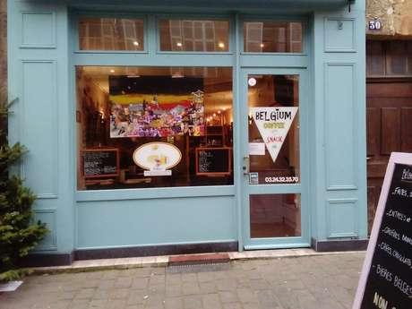 "Brasserie ""Belgium Coffee Snack"""