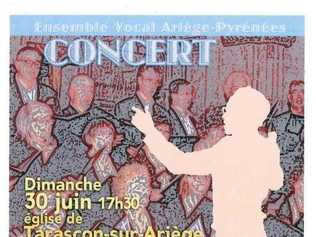 Concert Ensemble vocal Ariège Pyrénées