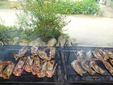 Soirée carcasses de canards