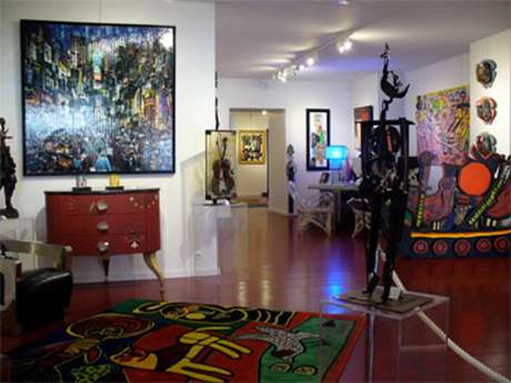 Galerie d'Art : Cortade'Art