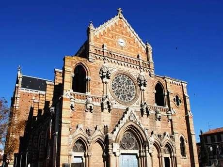 Eglise Saint Jean-Batiste de Villenouvelle