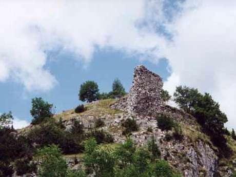 Château de Montréal de Sos