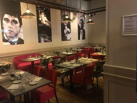 Restaurant Le Comptoir Joa Casino