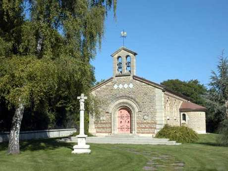 """Foujita"" Chapel"