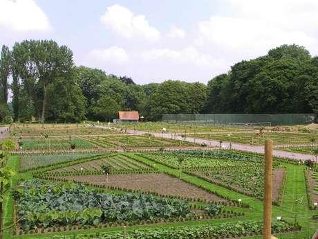 """Les Jardins """"à la Française"""""""
