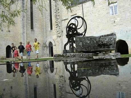 Abbaye de Beaulieu en Rouergue à Ginals
