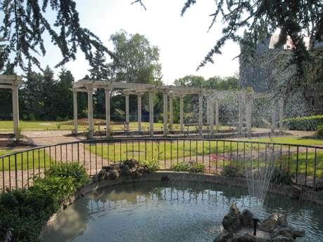 Parcs et jardins charleville m zi res tourisme - Office du tourisme charleville mezieres ...