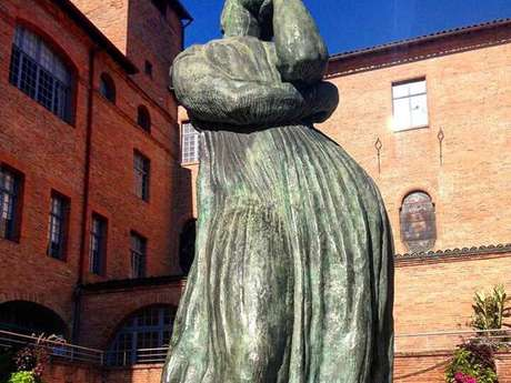 Sculptures en ville