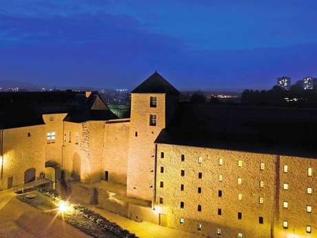 Week-end romantique au Château Fort de Sedan