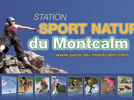 Station sport nature du Montcalm- Vallée d'Auzat Vicdessos