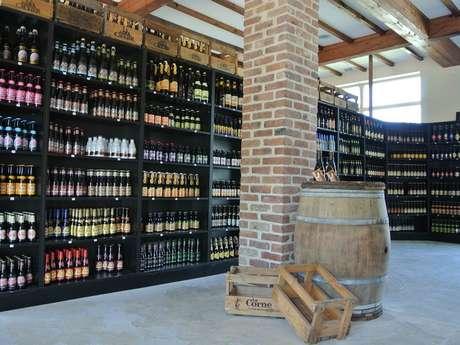 Secrets d'abbayes - Cave à bières