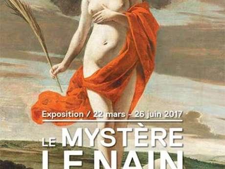 """Visite guidée - """"Le Mystère Le Nain"""""""