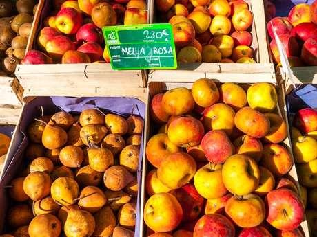 Saint-Nauphary market