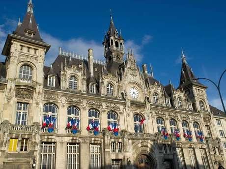 Charleville m zi res et sa place ducale - Office du tourisme charleville mezieres ...