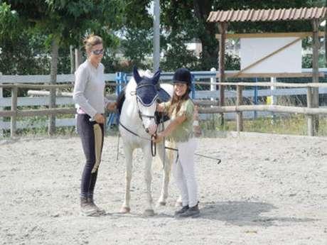 "Equestrian farm ""Allègres"""
