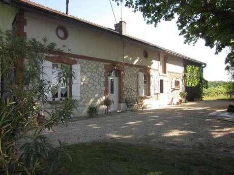 Casa rural de Sr y Sra Negre