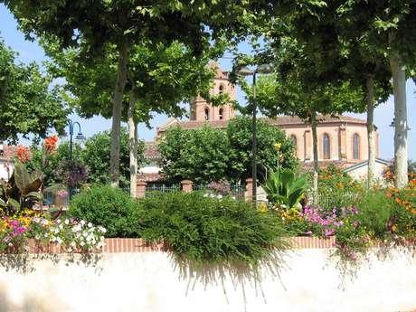 Le village de Villemade