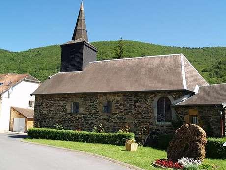 Eglise d'Anchamps