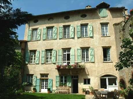 Chambres d'hôtes de la Résidence (Saint-Antonin-Noble-Val) - TG1037