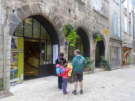 Office de Tourisme St Antonin Noble Val