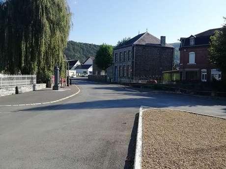 Village d'Aubrives