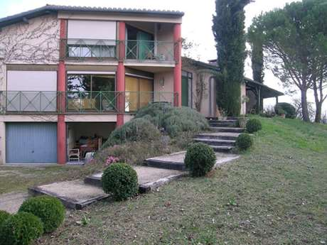 La Maison de Manon à Lamothe-Capdeville