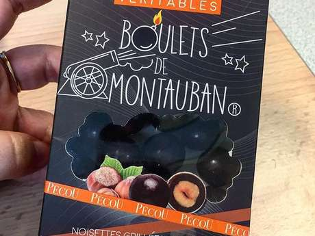 """Candy """"Le boulet de Montauban"""""""